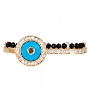 Aegus turquoise ring