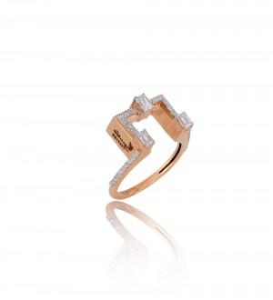 Macchu Pichu Rectangular ring