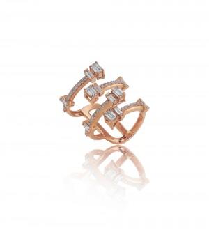 Macchu Pichu linear ring