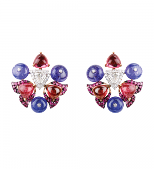 TANZ AND RUBY STUDS